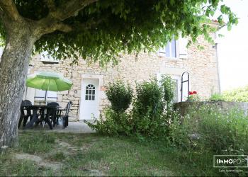 Maison de 120 m² avec garage à St Pierre d'Aurillac