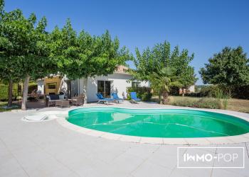 Belle Maison T7 de 258 m² LA BREDE + piscine/garage