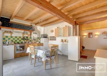 Maison duplex Type 3 de 73 m² à Pineuilh