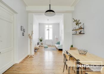 BORDEAUX Hyper centre Charmant Appt T2 bis de 63 m² meublé