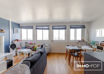 Appartement Type 3 de 63 m² + cave à Paris