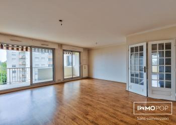"""Appartement Type 4 de 96 m² + parking  + cave à bordeaux """"Caudéran"""""""