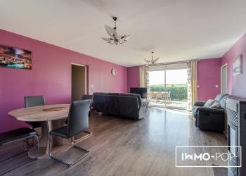 Maison plain pied Type 5 de 119 m² + garage à Nailloux