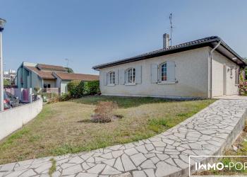 Maison  plain pied Type 4 de 96 m² + garage à Talence