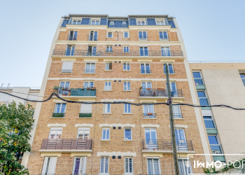 Appartement Type 2 de 29 m² à Clichy