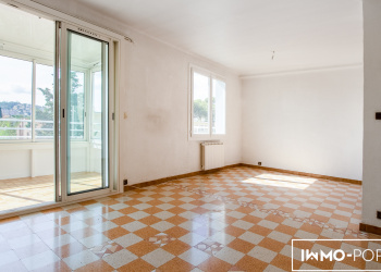 Appartement Type 3 bis de 72 m² + cave à Toulon