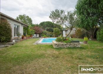 Maison Type 4 de 134 m² + piscine + garage à Muret
