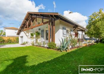 Maison atypique Type Landaise + dépendance 47m2 + garage à La Teste-de-Buch