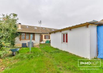 Maison Type 5 de 110 m² à Garges-Lès-Gonnesse