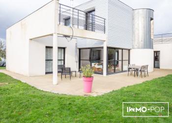 Maison architecte Type 5 de  155 m² + garage à Guignen