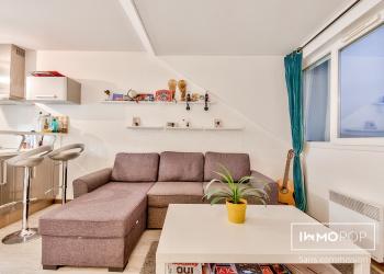 Appartement Type 2 de 34 m² parking en sous-sol à Archères