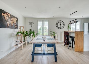 Maison plain pied 5 pièce 84 m² à  Béligneux - La Valbonne
