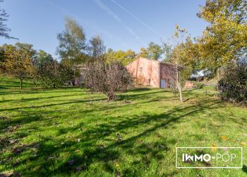 Maison plain pied Type 5 de 125 m² + garage sous-sol - Le-Fossat