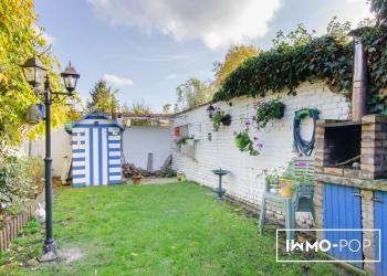 Maison Type 6 de 120 m² + cave à Tourcoing