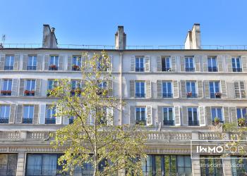Appartement Lumineux - 2p - 1ch - 65 m²  à Paris