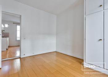 Appartement Type 2 de 29 m² à Paris  10 ème
