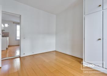 Appartement Type 2 de 29 m² à Paris  10 ème