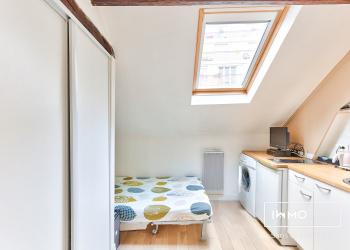 Petit studio de 13 m² à Paris