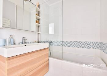 Appartement Type 4 de 90 m² à Arcachon hypercentre