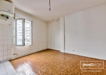 Petit studio de 15 m² à Paris 12 ème