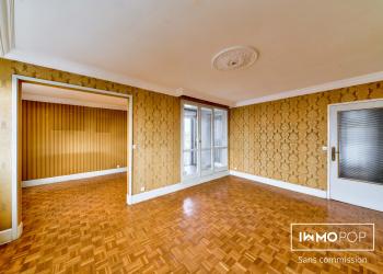 Appartement Type 4 de 75 m² + cave à Sevran