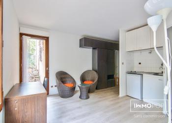 Appartement Type 1 de 25 m² + Terrasse à Pouvourville