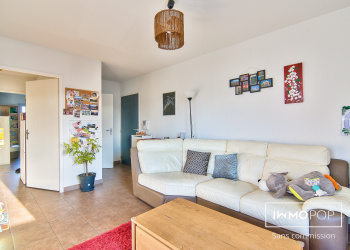 Appartement type 3 de 60 m² + box + terrasse à Toulouse