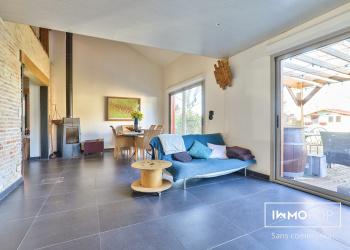 Maison Type 5 de 177 m² + garage à Salles