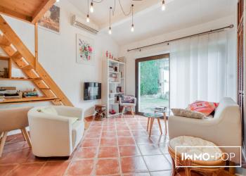 Maison Type 6 de 135 m² + piscine à LA TUILERE à LEMPS