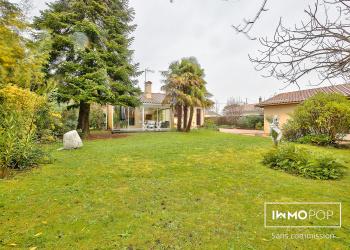 Maison plain pied Type 5 de 160 m² + garage à La Teste-de-Buch