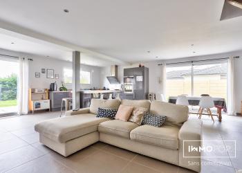 Maison Type 5 de 134 m² + garage à Saint-Médard-en-Jalles