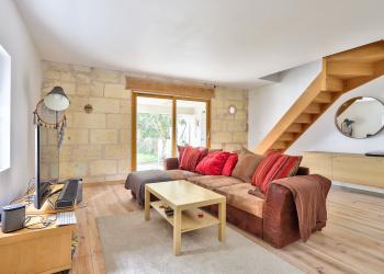 Maison 90 m² à Cenon + Dépendance 20 m²