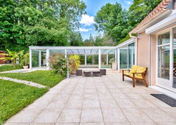Maison Type 7 de 200 m² + veranda + piscine + garage à La Queue-en-Brie
