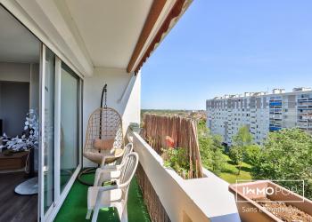Appartement Type 4 de 82 m² à Mérignac (Capeyron)