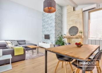 Maison Type 6 de 117 m² + garage au coeur de Bordeaux
