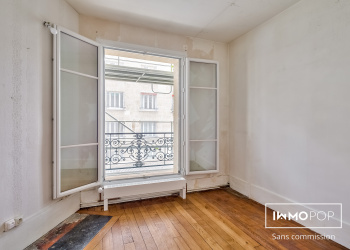 Appartement Type 3 de 38 m² + cave à Paris 14ème