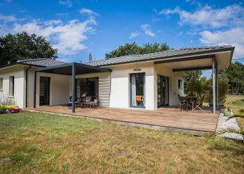 Maison plain pied Type 5 de 128 m² + T2  à Audenge