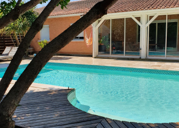 Maison/villa Type 8 de 168 m² + piscine à Aire-sur-Adour