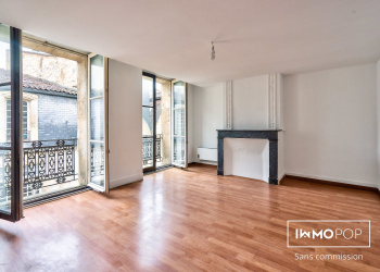Appartement Type 2 de 38 m² à Bordeaux Centre