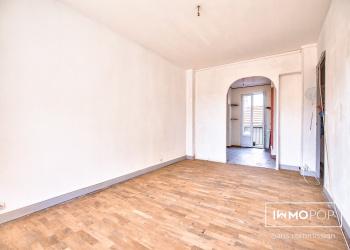 Appartement Type 1 de 35 m² + cave à Grenoble