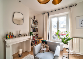 Appartement Type 3 de 67 m²(carrez) à Paris 10 ème
