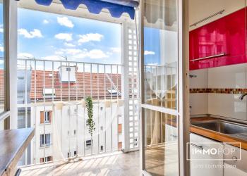 Appartement Type 3 de 65 m² + cave à Boulogne-Billancourt