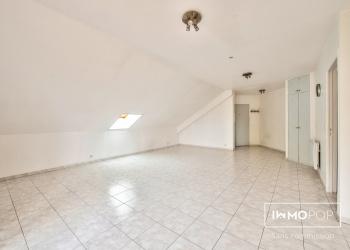 Appartement Type 2 de 53 m²(Carrez) + 2 parkings à Gonesse