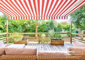 Maison Type 6 de 160 m² + terrasse à Pessac