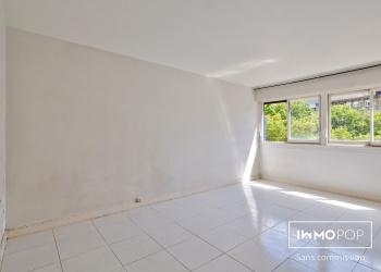 Appartement Type 1 de 32 m² à Paris 19ème