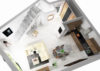 Maison F 71m2 à Salernes
