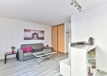 Appartement Type de 23,5 m² à Paris 11ème