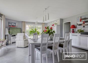 Belle Maison PP Type 5 de 135 m² + garage à Coutras
