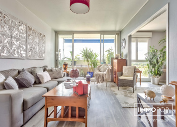 Appartement Type 3 de 72 m² avec balcon à Mérignac