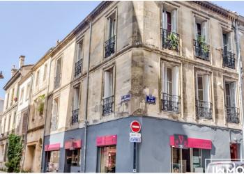 Appartement Type 3 de 68,48 m² Au coeur centre Historique Bordeaux St Michel et Quai
